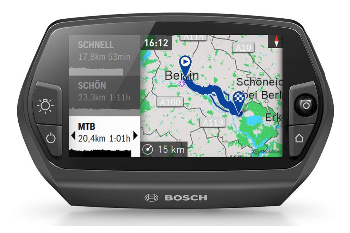 Bosch Nyon 8GB Nachrüst-Kit für Elektro-Fahrrad E-Bike ...