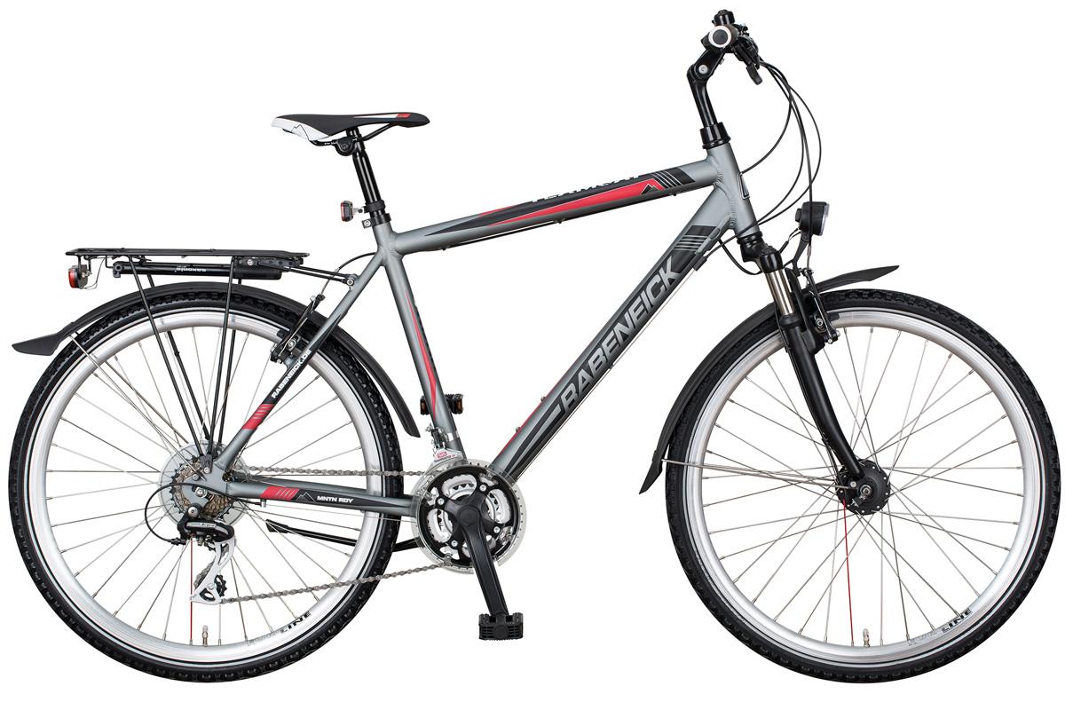 Rabeneick Jugend Trekking Fahrrad 26\