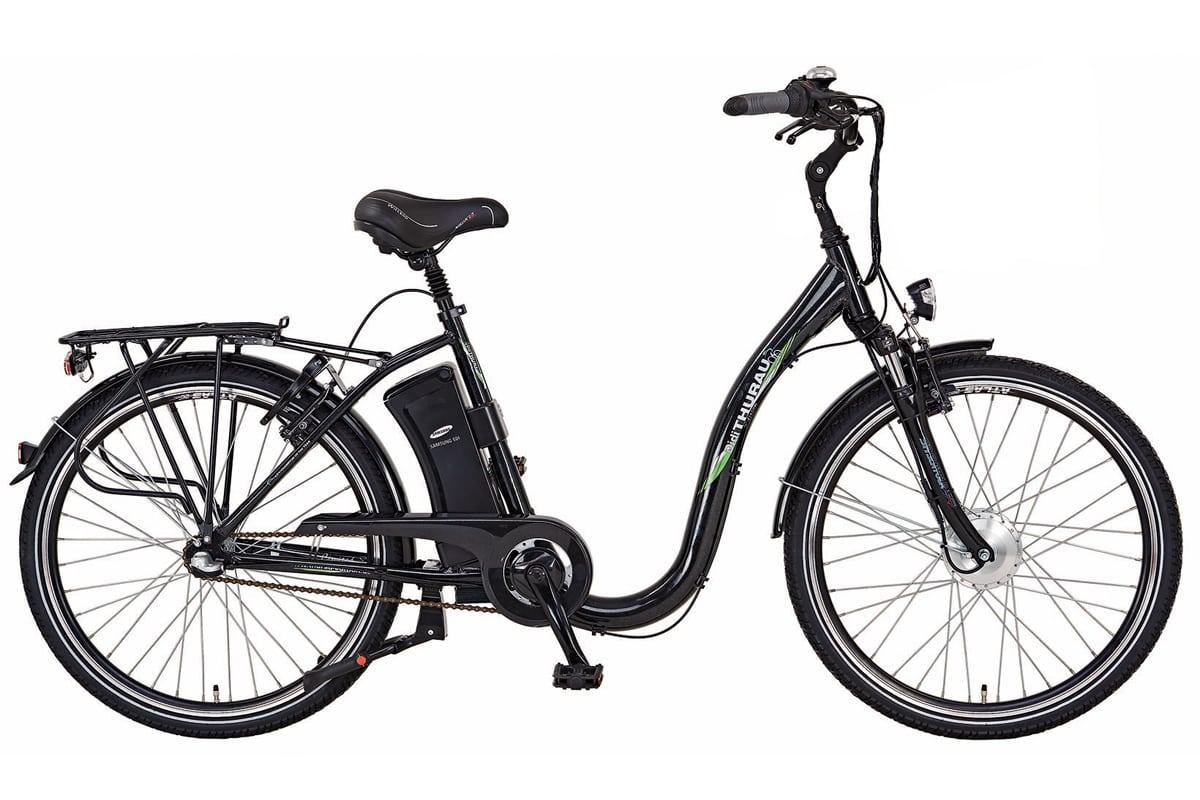 prophete elektro fahrrad 26 tiefeinsteiger edition 24 volt 3 gang nabe r cktritt bike park. Black Bedroom Furniture Sets. Home Design Ideas