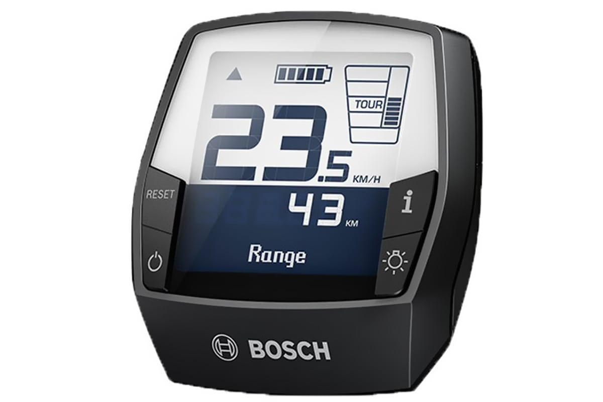 bosch intuvia lcd display f r elektro fahrrad anthrazit. Black Bedroom Furniture Sets. Home Design Ideas