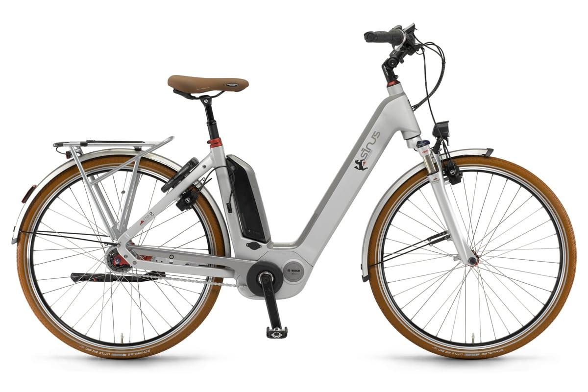 sinus city elektro fahrrad tria n8 bosch 500wh 8 gang nexus nabe r cktritt 2017 bike park. Black Bedroom Furniture Sets. Home Design Ideas