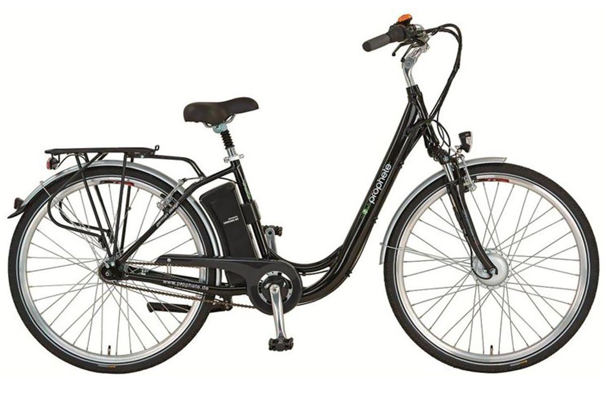 prophete elektro fahrrad 28 zoll sideclick 36 volt 7 gang. Black Bedroom Furniture Sets. Home Design Ideas
