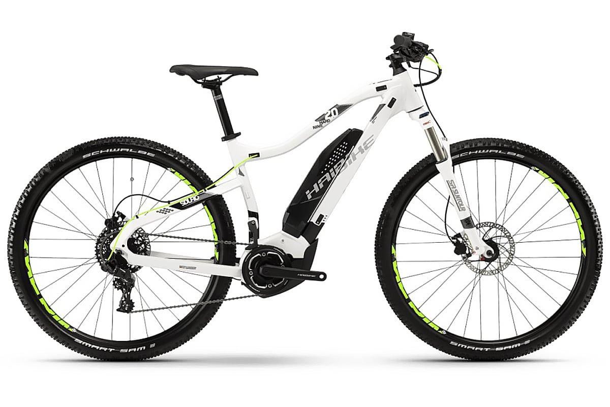 haibike elektro fahrrad sduro yamaha 400 wh hardnine 2 0 11 gang sram nx 2018 bike park. Black Bedroom Furniture Sets. Home Design Ideas