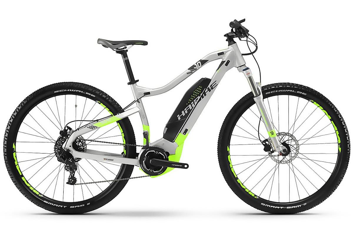 haibike elektro fahrrad sduro yamaha 500 wh hardnine 3 0 11 gang sram nx 2018 bike park. Black Bedroom Furniture Sets. Home Design Ideas