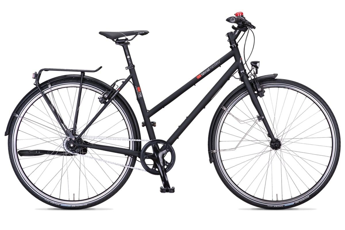 vsf fahrradmanufaktur damen fahrrad t 700 11 gang alfine nabe hs22 2018 bike park. Black Bedroom Furniture Sets. Home Design Ideas