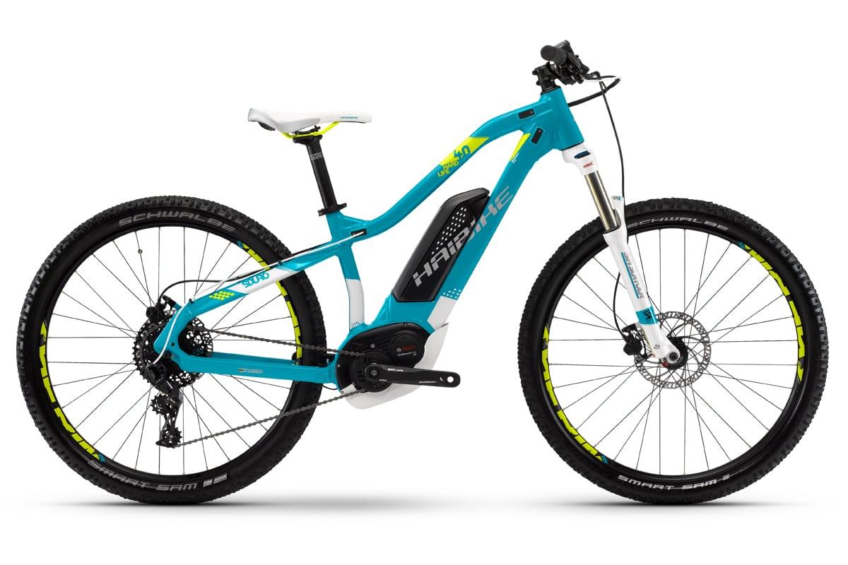 haibike elektro fahrrad sduro bosch cx 500 wh hardlife 4 0 11 gang nx 2018 bike park. Black Bedroom Furniture Sets. Home Design Ideas