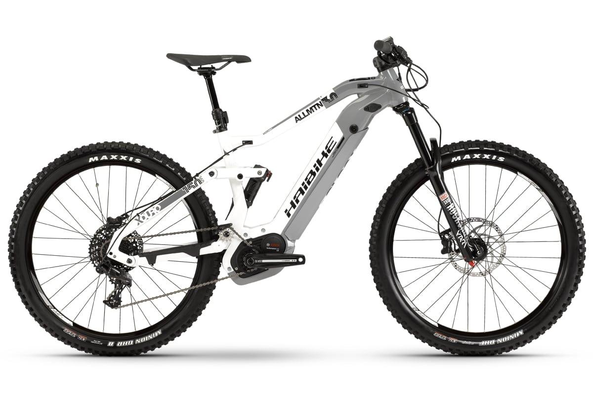 haibike elektro fahrrad xduro bosch cx i500wh allmtn 3 0. Black Bedroom Furniture Sets. Home Design Ideas