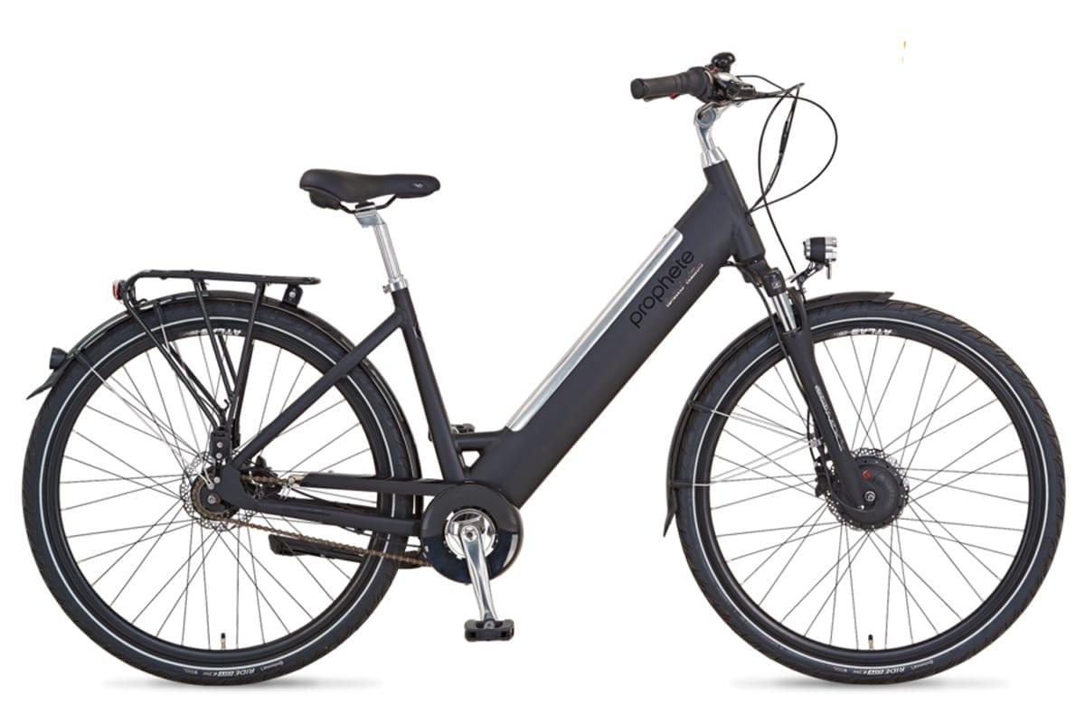 Prophete NEU Akku 24 V 10Ah Lithium Ionen für E-Bike,Pedelec,Elektrofahrrad z.B