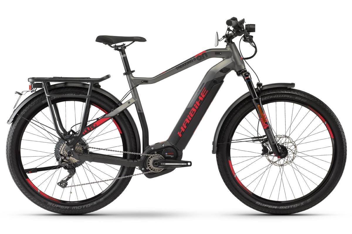 haibike herren elektro fahrrad sduro bosch i500wh trekking. Black Bedroom Furniture Sets. Home Design Ideas