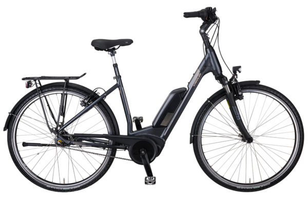 Kreidler Elektro-Fahrrad Eco3 Bosch 400Wh 7-Gang Nexus Nabe Rücktritt 2021