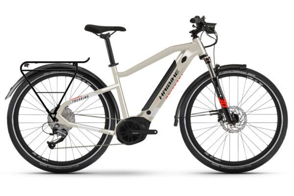 Haibike Herren Elektro-Fahrrad Yamaha PW-TE i500Wh Trekking 4 9-Gang Shimano 2021