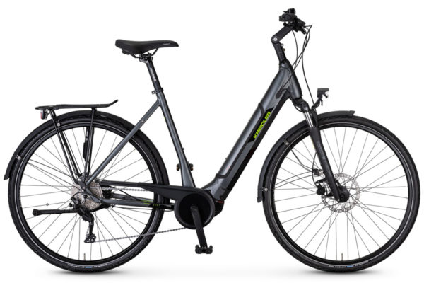 Kreidler City Elektro-Fahrrad Eco7 Sport Bosch CX i500Wh 10-Gang Deore 2021